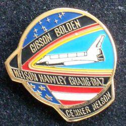 PIN'S NASA : Gibso