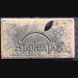 PIN'S INFORMATIQUE : Applexpo de fabrication LTO de largeur 2,5 cm
