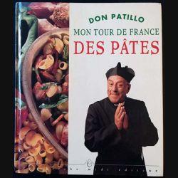 1. Mon tour de France des pâtes de Don Patillo aux éditions Le cherche midi