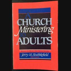 1. A church ministering to adults de Jerry M. Stubblefield aux éditions Broadman press