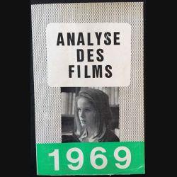 1. Analyse des films 1969