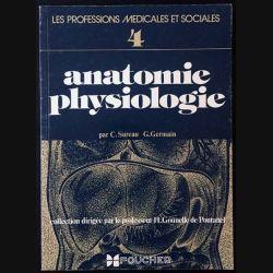 1. Anatomie psychologie de C. Sureau et G. Germinaux éditions Foucher