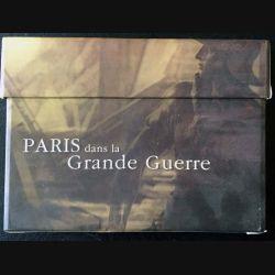 Paris dans la grande guerre photo cartonné