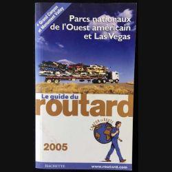 1. Le guide du routard 2005 aux éditions Hachette