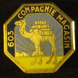 603°COMPAGNIE MAGASIN