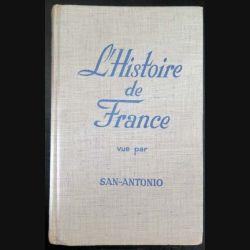 L'Histoire de France vu par San Antonio aux éditions fleuve noir (C60)