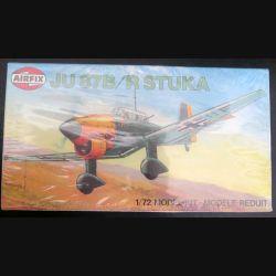 MAQUETTE : maquette neuve au 1/72 de l'avion JU 87B / R STUKA de Airfix (C60)