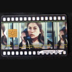 TELECARTE : télécarte une invitation au cinéma 50 unités 01/01/2004