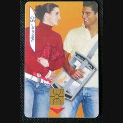TELECARTE : télécarte une télécarte et 150 000 cabines pour vous dépanner 50 unités 01/10/2007