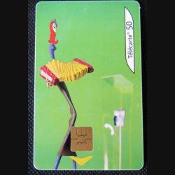 TELECARTE : télécarte les musiciens vivez la ville... 50 unités 01/08/2005