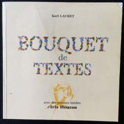 1. Bouquet de textes de Karl Lauret