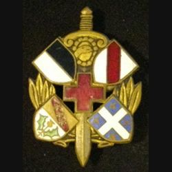 6°SECTION D'INFIRMIERS MILITAIRES