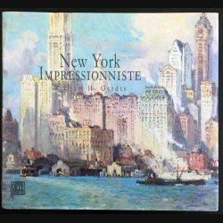 1. New York impressionniste de William H. Gerdts aux éditions Abbeville
