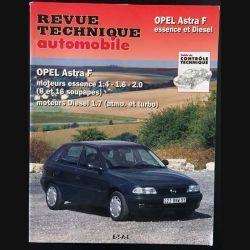 1. Revue technique automobile Opel Astra F moteurs essence 1.4 - 1.6- 2.0 (8 et 16 soupapes) moteur Diesel 1.7