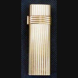 BRIQUET : briquet de Christian Dior rechargeable et plaqué or