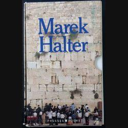 1. 2 livres - La mémoire d'Abraham et Les fils d'Abraham de Marek Halter aux éditions Presses Pocket
