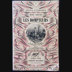 1. Les dompteurs ou la ménagerie des origines à nos jours de Henry Thétard aux éditions librairie Gallimard 1928
