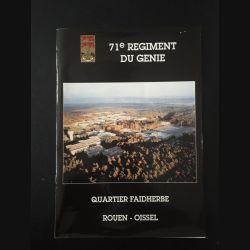 1. 71° régiment du génie - Quartier Faidherbe Rouen - Oissel (C47)