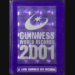 1. Le livre Guinness des records 2001