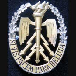 ESG : insigne de l'école supérieure de guerre de fabrication Drago Paris G. 2364