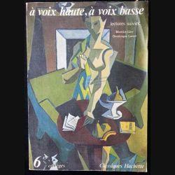 1. A voix haute, à voix basse Lecture suivies 6ème de Béatrice Levy et Dominique Lurcel