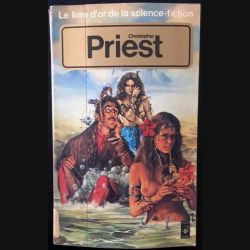 1. Christopher Priest de Marianne Leconte aux éditions Presses Pocket