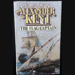 1. The flag captain de Alexander Kent aux éditions Arrow books