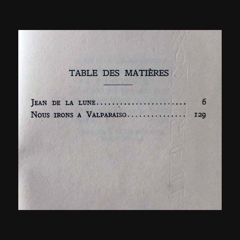 Histoires D 39 Amour De Marcel Achard Aux Ditions La Table Ronde