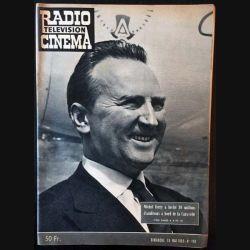 1. Radio télévision cinéma n°486 - Dimanche 10 Mai 1959