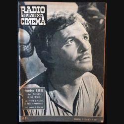 1. Radio télévision cinéma n°489 - Dimanche 31 Mai 1959