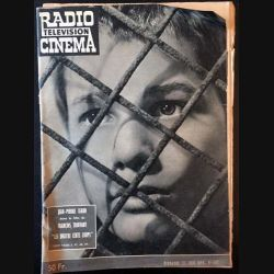 1. Radio télévision cinéma n°492 - Dimanche 21 Juin 1959