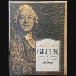 1. Les albums musica Gluck aux Éditions Pierre Lafitte