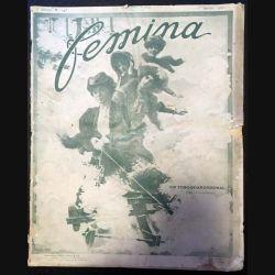 1. Femina n°143 - 1er Janvier 1907 aux éditions Pierre Lafitte & Cie