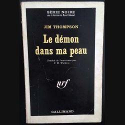 1. Le démon dans ma peau de Jim Thompson aux éditions Gallimard