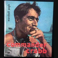 1. Commander Crabb de Marshall Pugh aux éditions Du jour