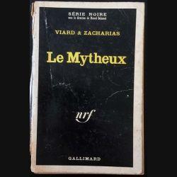1. Le Mytheux de Viard & Zacharias aux éditions Gallimard