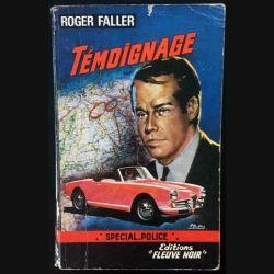 1. Témoignage de Roger Faller aux éditions Fleuve noir