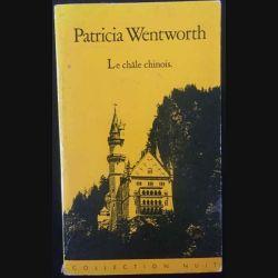 1. Le châle chinois de Patricia Wentworth collection nuit (C115)