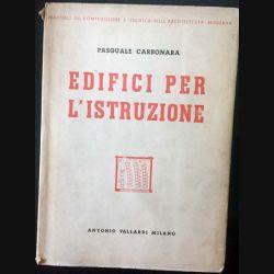 1. Edifici per l'istruzione de Pasquale Carbonara aux éditions Antonio Vallardi