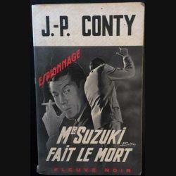 1. Mr Suzuki fait le mort de J.-P. Conty aux éditions Fleuve noir