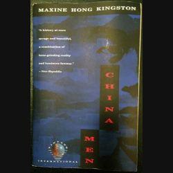 1. China Men de Maxime Hong Kingston aux éditions Vintage international