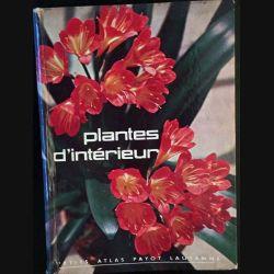 1. Plantes d'intérieur de H. De Bronsart aux éditions Librairie Payot Lausanne