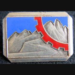 449° CT : Insigne métallique de la 449° Compagnie de Transport H. 239 en émail