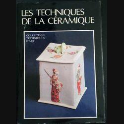 1. Les techniques de la céramique de Pravoslav Prada aux éditions Gründ
