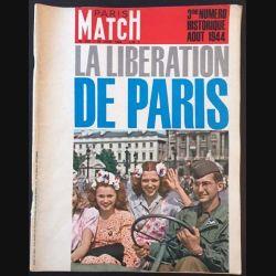 1. PARIS MATCH n°793 20 Juin 1964 : La libération de Paris