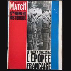1. PARIS MATCH n°794 27 Juin 1964 : 4eme numéro historique
