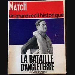 1. PARIS MATCH n°910 17 Septembre 1966 : La bataille d'Angleterre par Peter Townsend