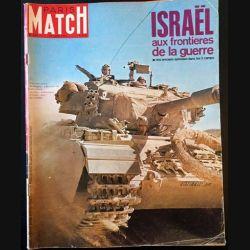 1. PARIS MATCH n°948 10 Juin 1967 : Israël aux frontières de la guerre