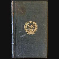 1. Histoire des Chevaliers de Malte de L'Abbé de Vertot aux éditions Alfred Mame et fils 1867