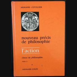 1. Nouveau précis de philosophie Tome 2 de Armand Cuvillier aux éditions Armand Colin